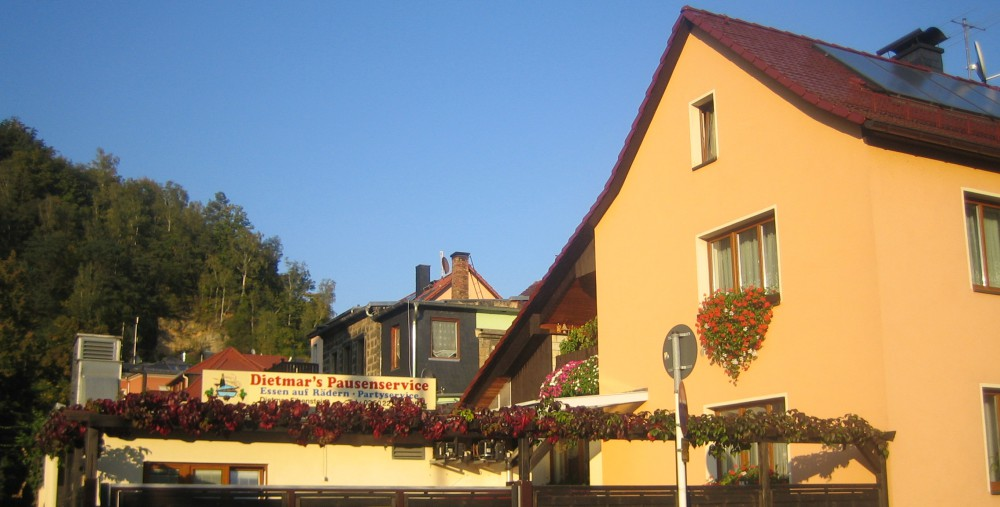 Ferienwohnung und Partyservice Bad Schandau